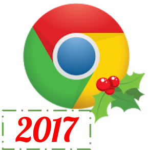 chrome holiday roundup 1027 logo